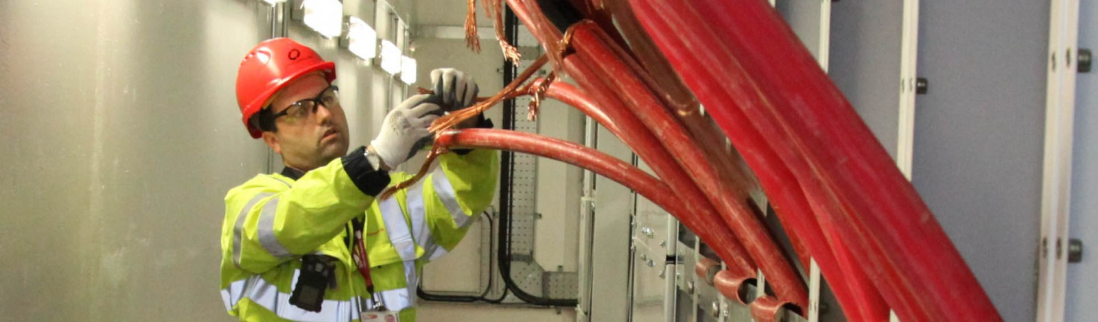 UK Power Network Energy Centre – completion of two 132kV circuits - Clancy