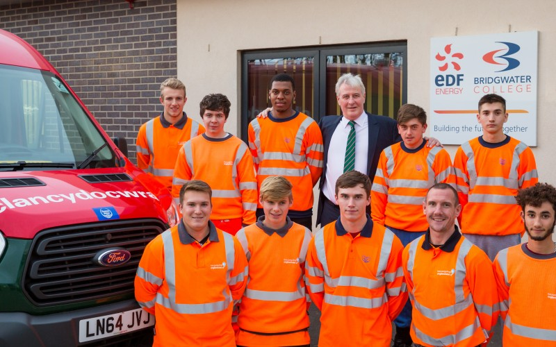 Apprenticeships - Clancy Docwra Group