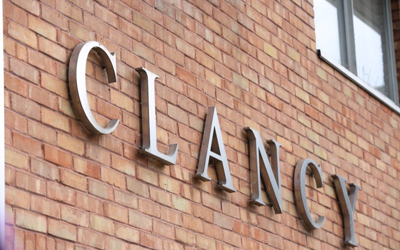 Our Company - Clancy Docwra