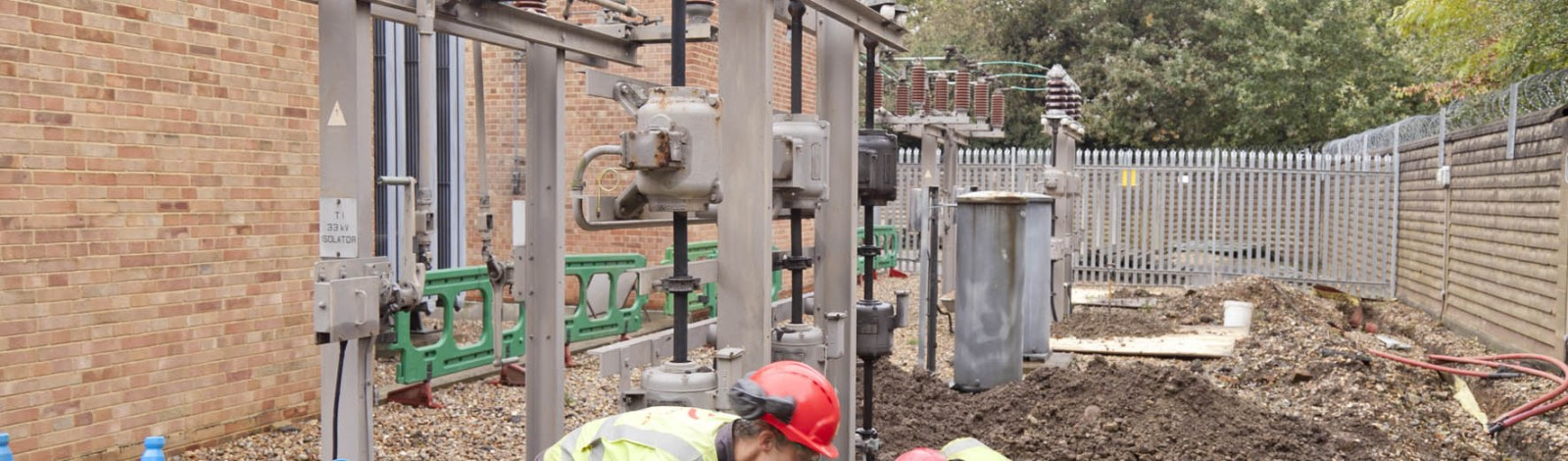 Crowlands to Shenfield – undergound cable installation for a 33kV network supply - Clancy