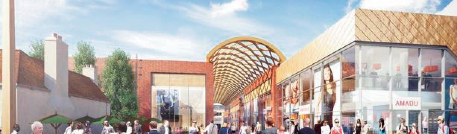 Bracknell Retail Quarter – design and construction of multi utility service diversions and new utility routes - Clancy Docwra