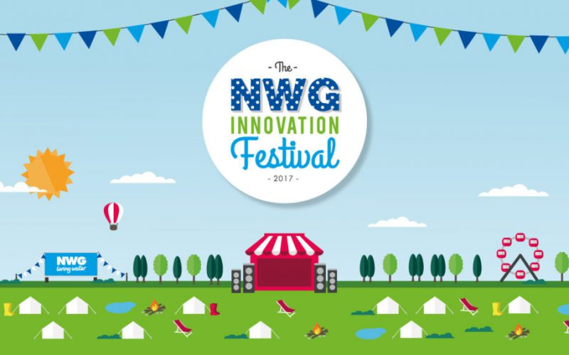NWG Innovation Festival - Clancy Docwra