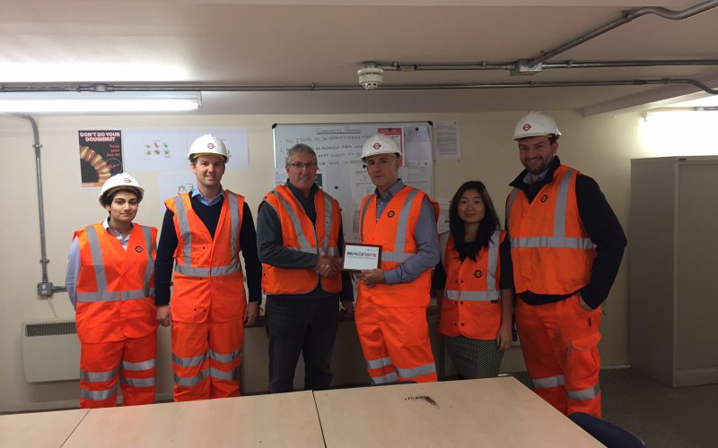 Clancy Docwra wins 4th Site Beacon Award - Clancy Docwra
