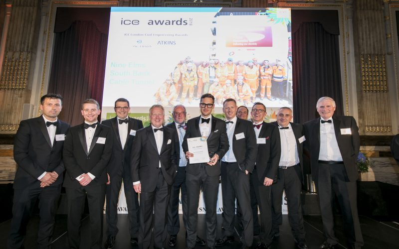 Winners of ICE 2018 - Clancy Docwra