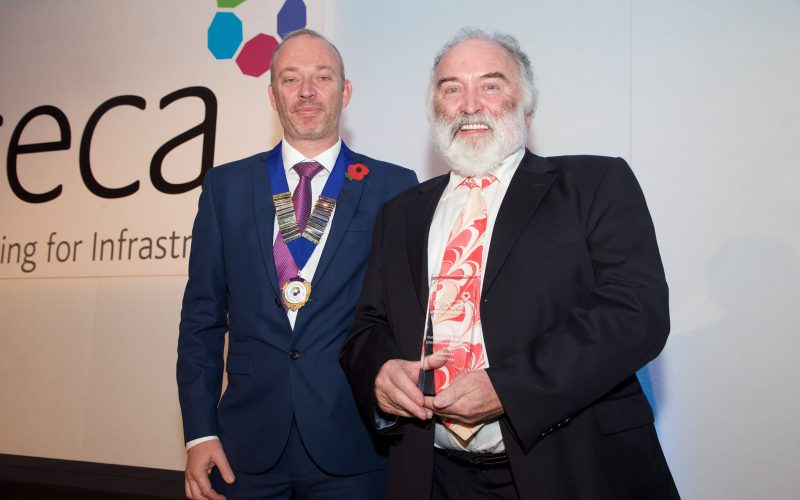 Tony O'Toole – CECA Lifetime Achievement Award - Clancy Docwra