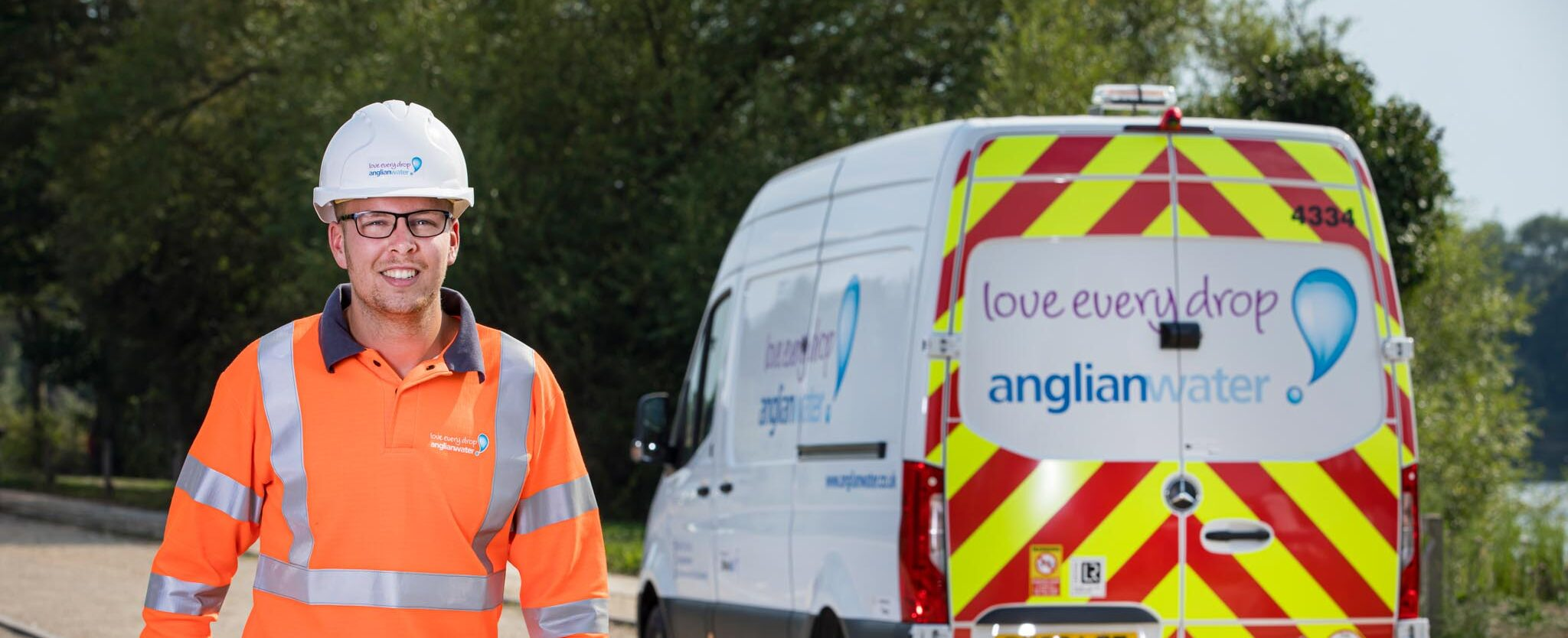 We're Hiring - Join our Anglian Water team  - Clancy