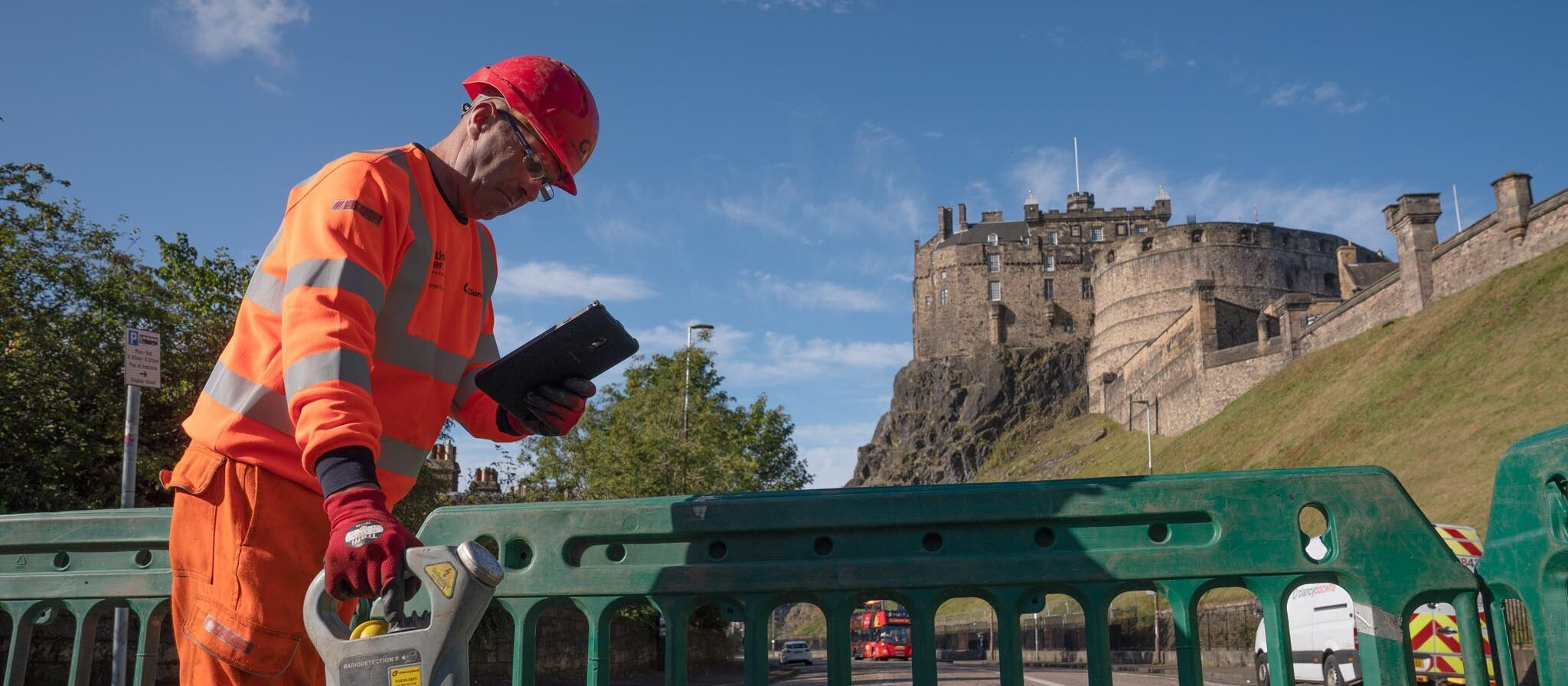 Clancy secure a major new framework with Scottish Water - Clancy