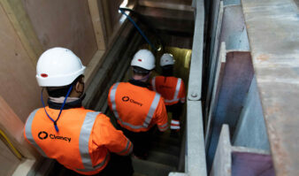 We are experienced and accredited to provide extensive underground and tunnelling services. - Clancy